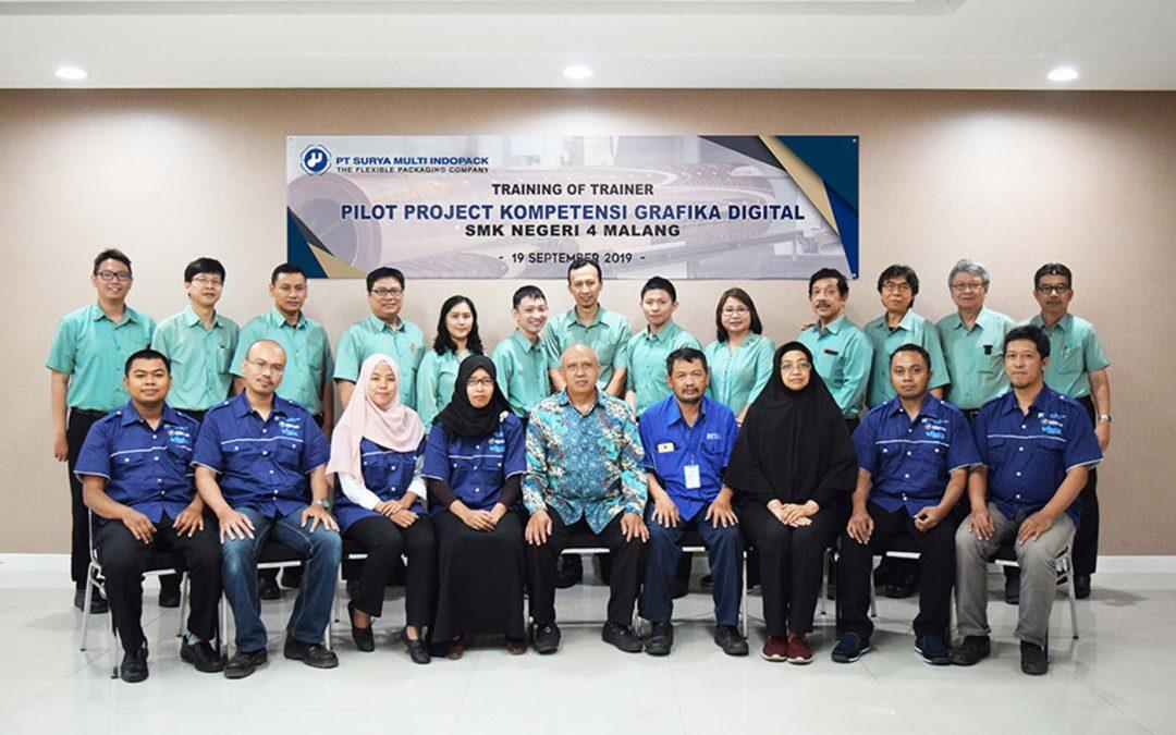ToT Pilot Project SMK Negeri 4 Malang